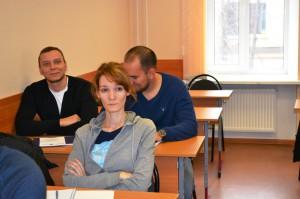 9. Ольга, Виталий и Александр